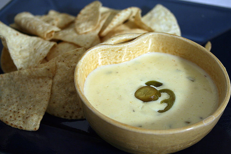 Chips And Queso Queso