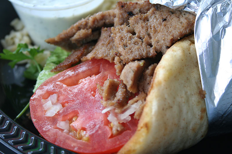 The mad greek baker california what were eating a food gyros sandwich forumfinder Choice Image