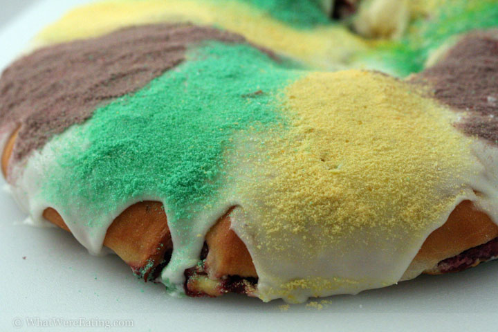 Famous New Orleans King Cake Bakery