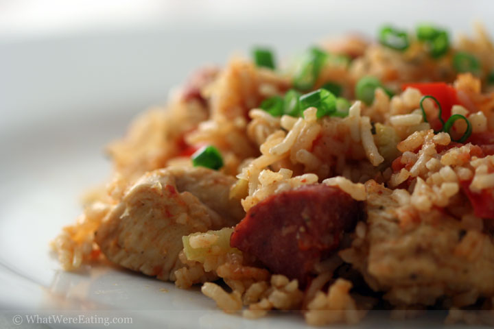 Jambalaya with… Summer Sausage? « What We're Eating – A Food ...