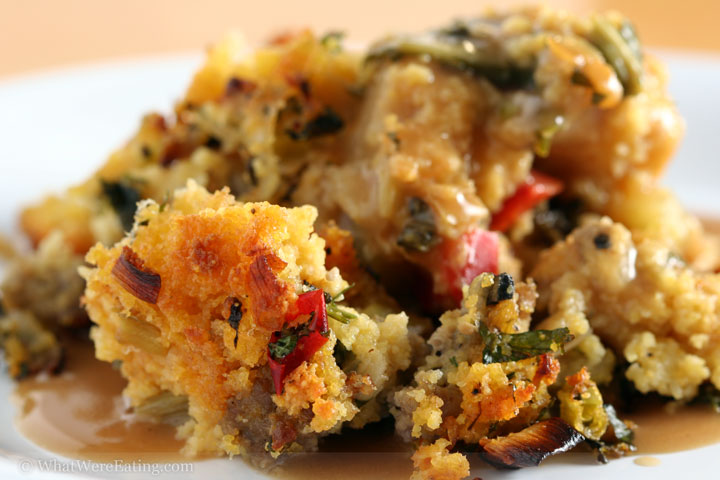 ... recipes cornbread sausage stuffing stuffing or dressing call it