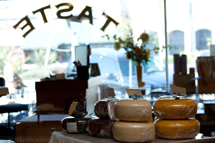 Taste cheese shop