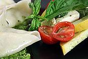 Pseudo Salad Caprese