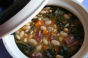 hearty, healthy soup