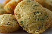 More cornbread muffins