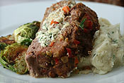 more stuffed meatloaf, plus other stuff