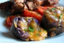 Purple Peruvian Potatoes and Other Fun 4th Foods