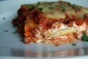 Turkey and Goatcheese Lasagna
