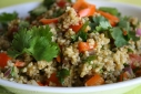 Southwest Bulgur Salad