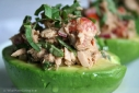 Photo of Italian Tuna and Avocado Antipasta