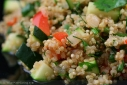 a Blood Orange Quinoa Salad