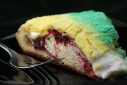 Ooey Gooey Warm King Cake