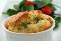 Bleu Cheese Souffle