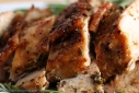 Juicy Herb Roasted Turkey Breast