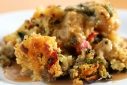 Holiday Recipes: Cornbread & Sausage Stuffing