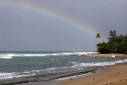 Wordless Wednesday: Rainbows in Paradise! (And a promise of a post to come on Rincon, Puerto Rico!)
