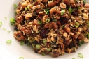 Knorr Homestyle Stock Sweet &#038; Savory Wild Rice Dressing w/ Italian Sausage, Orange, Dried Cranberries &#038; Hazelnuts