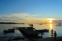 Tropical Distractions: Sunset in Boqueron