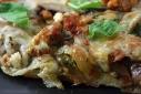 Pizza closeup