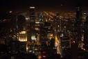 Wordless Wednesday: Chicago at Night