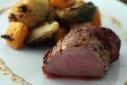 Rosemary Pork Tenderloin & Roasted Veggies